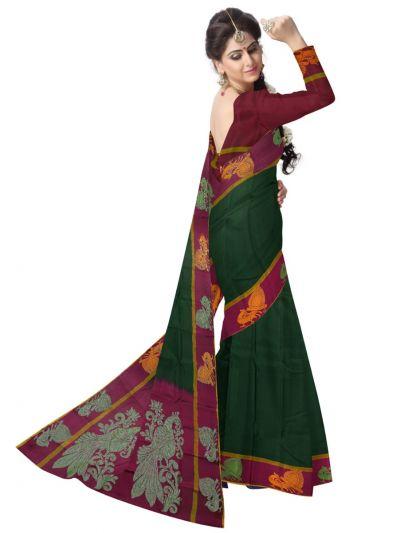 Bairavi Gift Art Silk Saree-MBB5899433