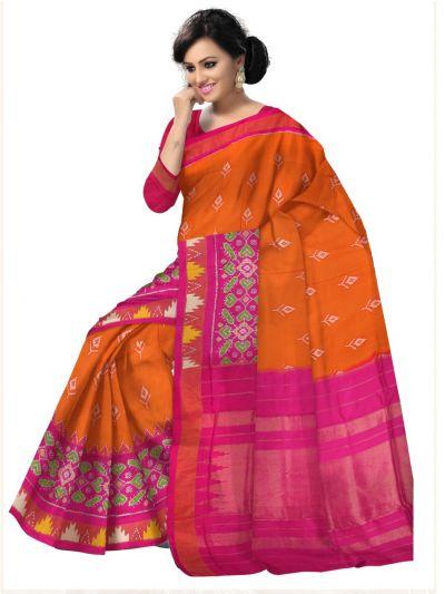 MBC6171388 - Pochampalli Ikat Silk Saree