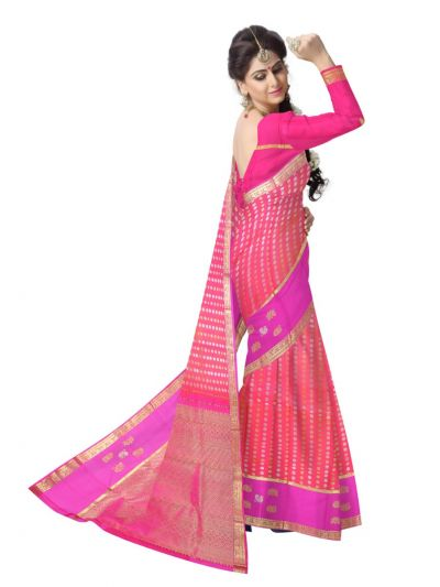Vivaha Exclusive Wedding Silk Saree - MBD7070717
