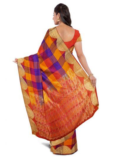 MBD7085431 - Bairavi Gift Art Silk Silk Saree