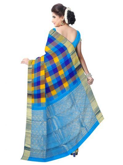 MCA7896289-Bairavi Traditional Multi Silk Saree