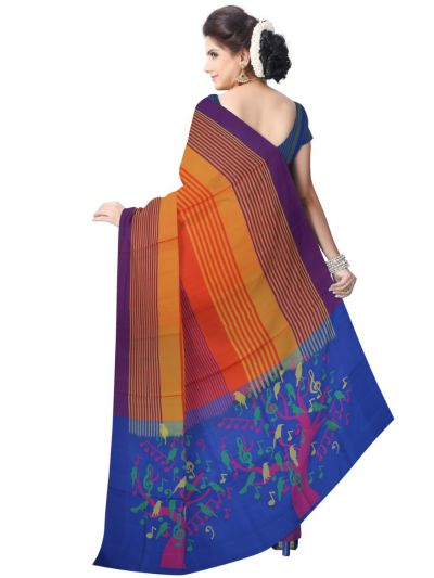 MCA7897332-Kanmanie Soft Silk Saree