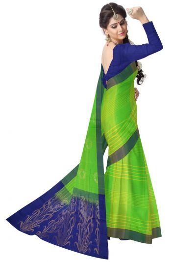MCA7897539-Kanmanie Soft Silk Saree