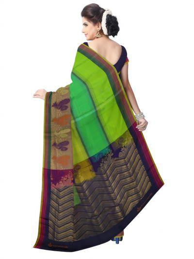 MCA7897544-Kanmanie Soft Silk Saree