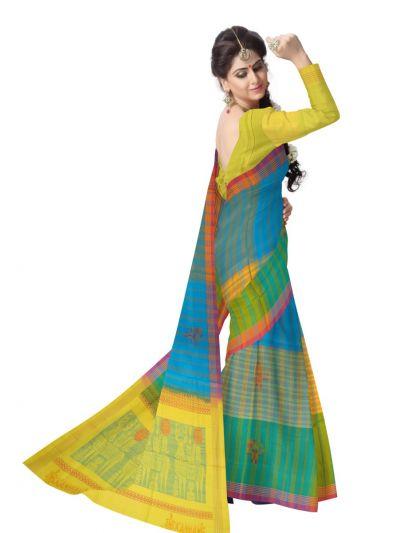 MCA7994013-Kanmanie Pure Soft Silk Saree