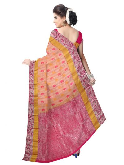 MCA8070510-Uppada Traditional Silk Saree