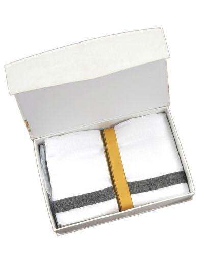 MCA8330965 - KKV Pure Linen Dhoti