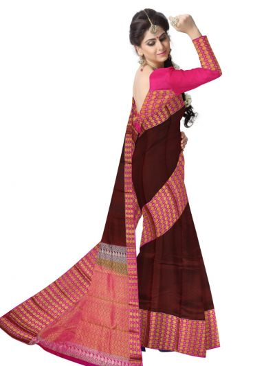 Bairavi Traditional Silk Saree - MCC9254370