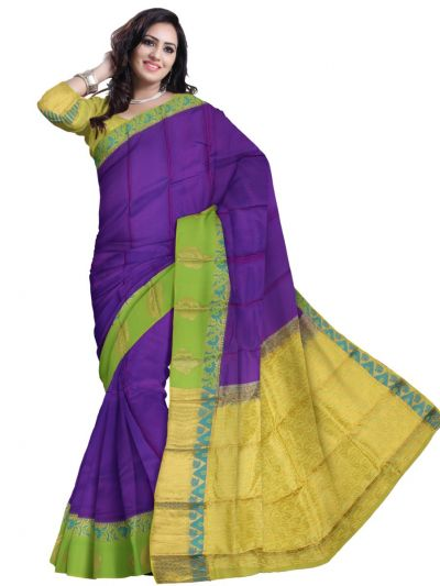 MCC9263188-Uppada Traditional Silk Saree