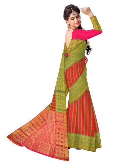 Bairavi Traditional Silk Saree - MCC9423732