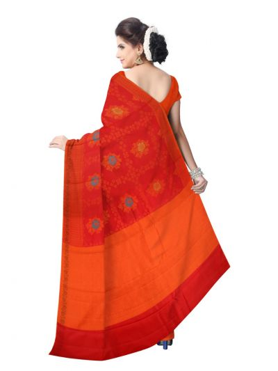 MCD0088971-Sahithyam Exclusive Dupion Silk Saree