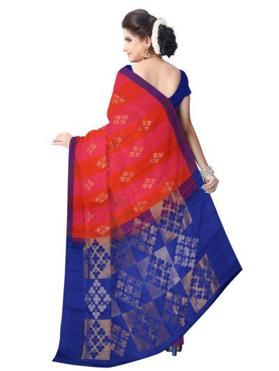 MDB1371447-Kanmanie Soft Silk Saree