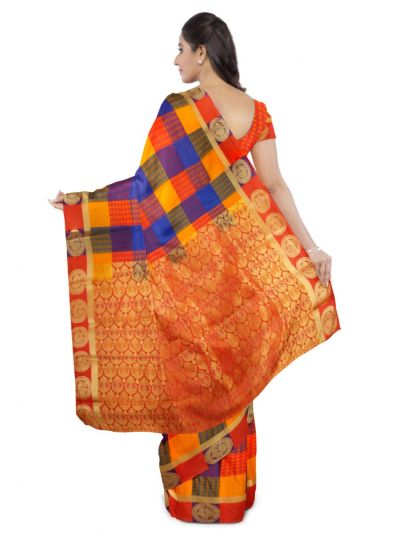 Bairavi Gift Art Silk Saree - MDB1815494