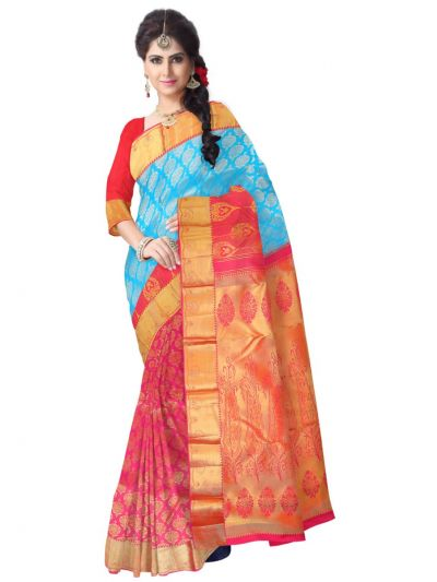 Vivaha Exclusive Wedding Silk Saree - MDC2353337