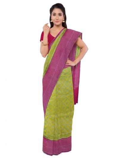 MDD2744693 - Kyathi Handloom Banarasi Silk Saree