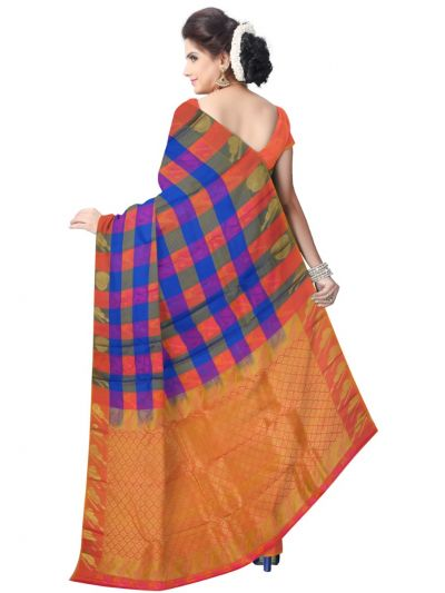 MEA5374870 - Bairavi Traditional Silk Saree