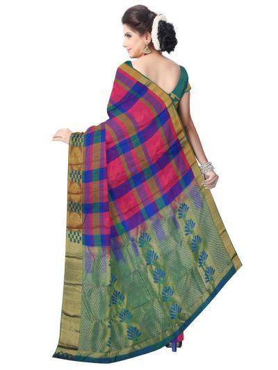 MEA5374871 - Bairavi Traditional Silk Saree