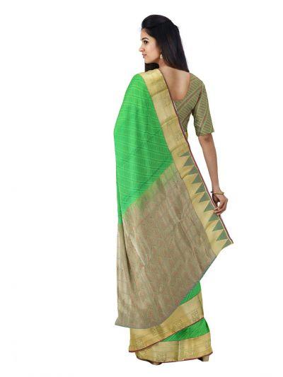 MEB5776116-Fancy Art Silk Saree