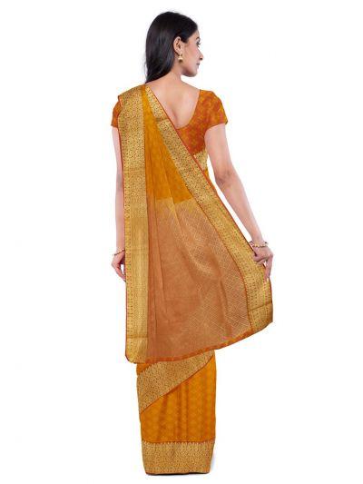 MEB5845907-Fancy Art Silk Saree