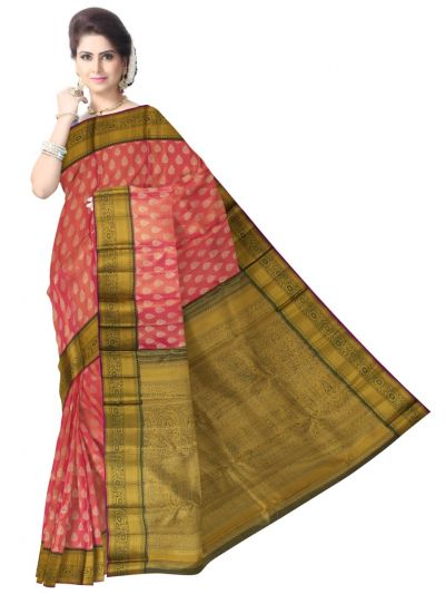 MEB6272292 - Vivaha Handloom Wedding Silk Saree