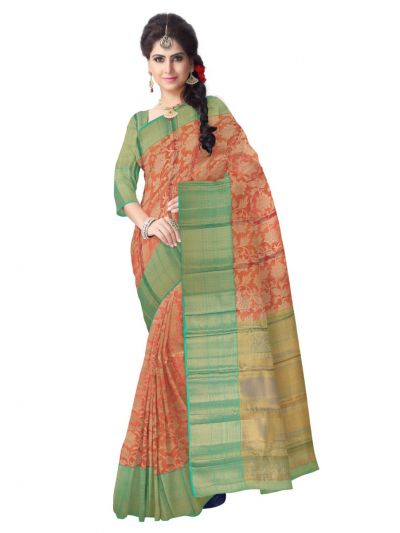 Vivaha Bridal Kanchipuram Silk Saree