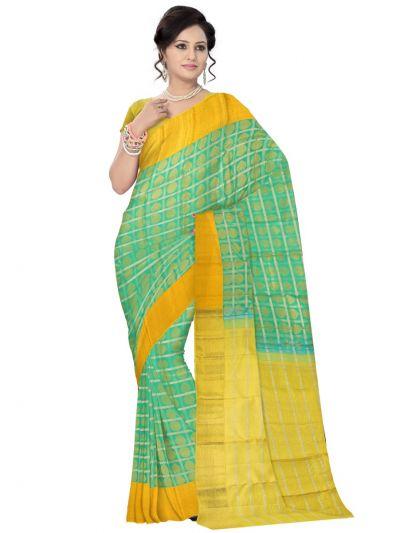 Vivaha Wedding Handloom Kanchipuram Silk Saree - MEC7141168