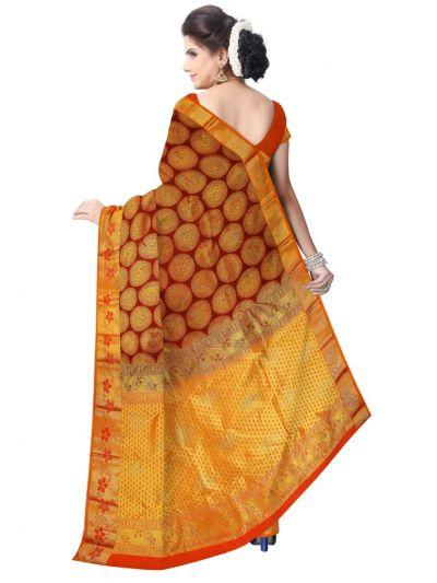 MEC7237398 - Bairavi Traditional Silk Saree