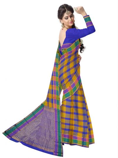 MED9094603 - Traditional Silk Saree