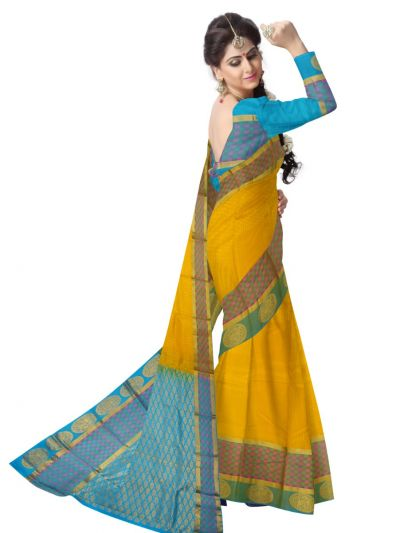MED9094604 - Traditional Silk Saree