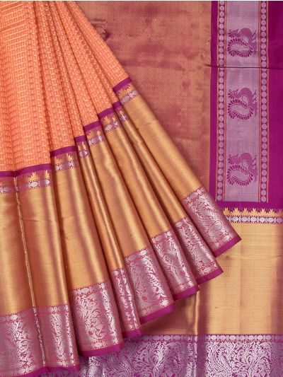 Wedding Pure Organza Silk Saree - MFA0151859