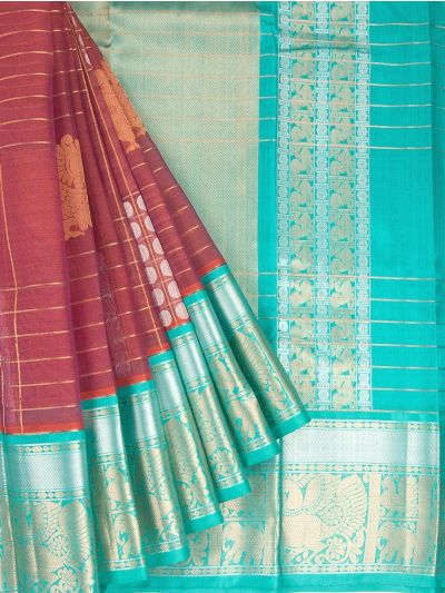 Wedding Pure Organza Silk Saree - MFA0151871