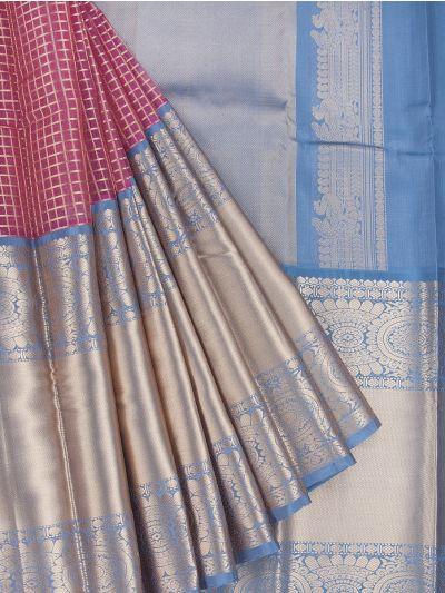Wedding Pure Organza Silk Saree - MFA0151874