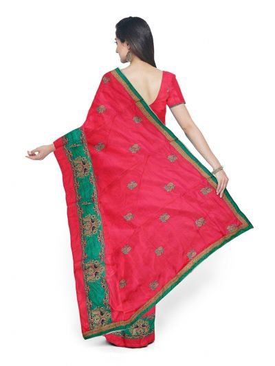 MFB1095572-Party Wear Work Saree