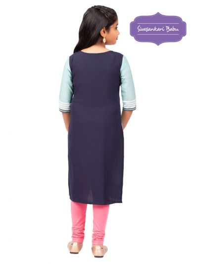 Sivasankari Babu Girls Tops - MGC9941900