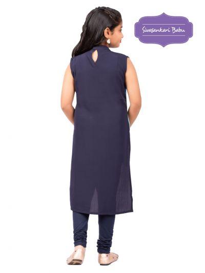 Sivasankari Babu Girls Tops - MGC9941959