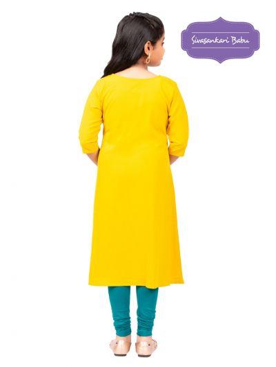 Sivasankari Babu Girls Tops - MGC9941998