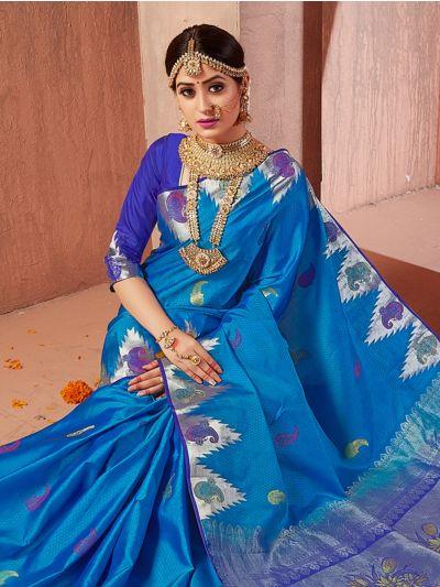 Bairavi Traditional Silk Saree - MLC1576481
