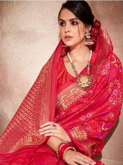 Kathana Exclusive Designer Saree