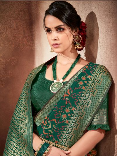 Kathana Exclusive Designer Saree