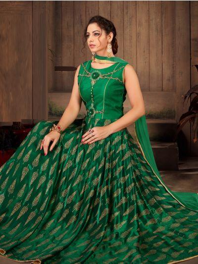 Kyathi Women's Exclusive Readymade Salwar Kameez - SAISA02