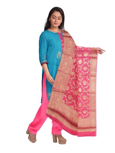 Women Cotton Dress Material - MID6089173
