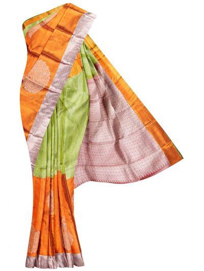 Vivaha Goddess Pure Kanchipuram Silk Saree- MJD8268144
