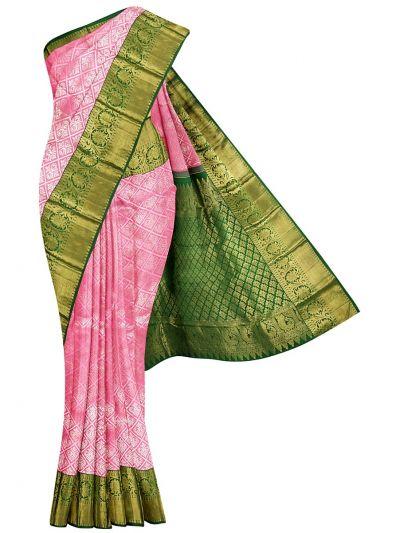 Vivaha Wedding Pure Kanchipuram Silk Saree - MKA8491413