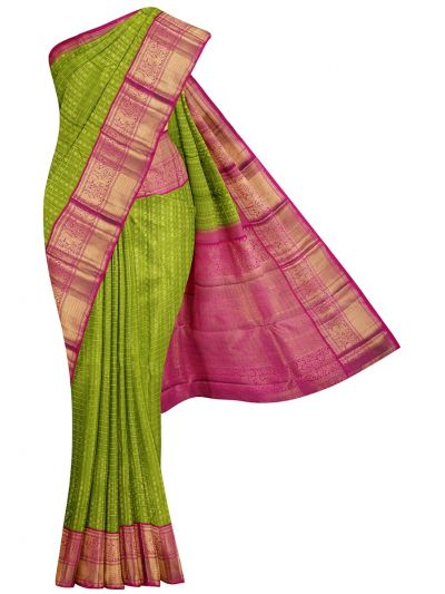 MKA8521283 - Estrila Wedding Pure Kanchipuram Silk Saree