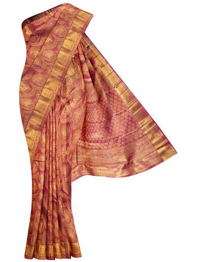 NEC2301326 - Vivaha Pure Kanchipuram Silk Saree