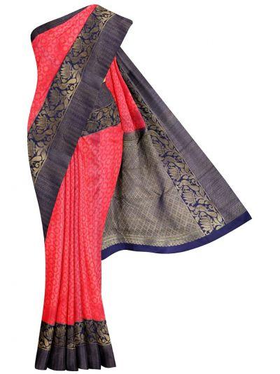 NEC2484405 - Vivaha Goddess Handloom Pure Kanchipuram Silk Saree