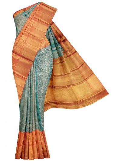 Vivaha Goddess Pure Kanchipuram Silk Saree - NED2856268
