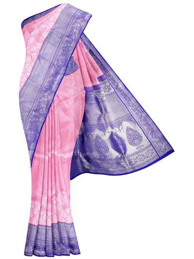 Vivaha Goddess Pure Kanchipuram Silk Saree - NFA3534076