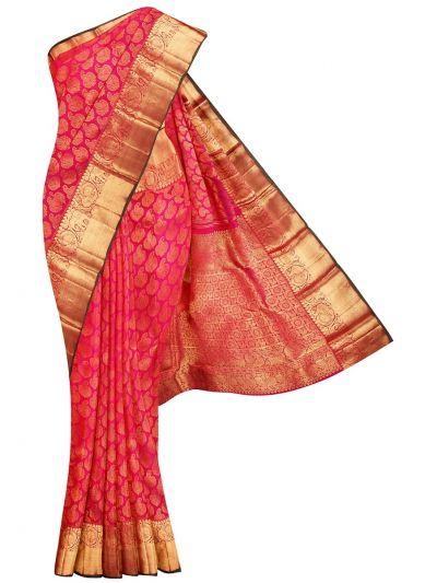 Vivaha Wedding Pure Kanchipuram Silk Saree - NGB1317482