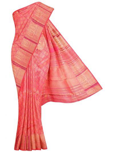 Vivaha Wedding Pure Kanchipuram Silk Saree - NGD2181083